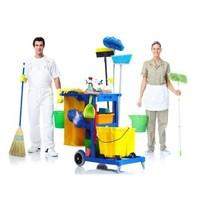 Уборка коттеджей и домов после ремонта
